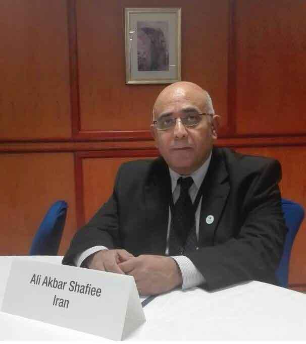 دکتر آقای دکتر علی اکبر شفیعی