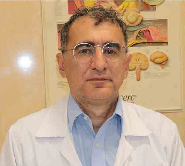 دکتر آقای دکتر فرید علی احیائی
