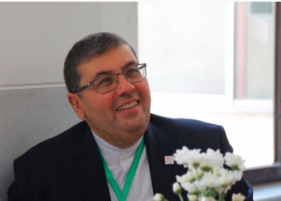 دکتر آقای دکتر امیر محسن ضیایی