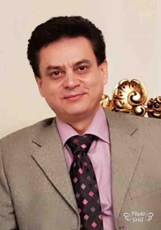 دکتر آقای دکتر محمود حصاریان